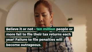 Unfiled Taxes | Unfiled Tax Returns | Flat Fee Tax Relief | Florida | United States