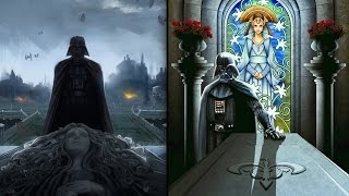 Darth Vader's Visit to Padme's Grave [Legends]