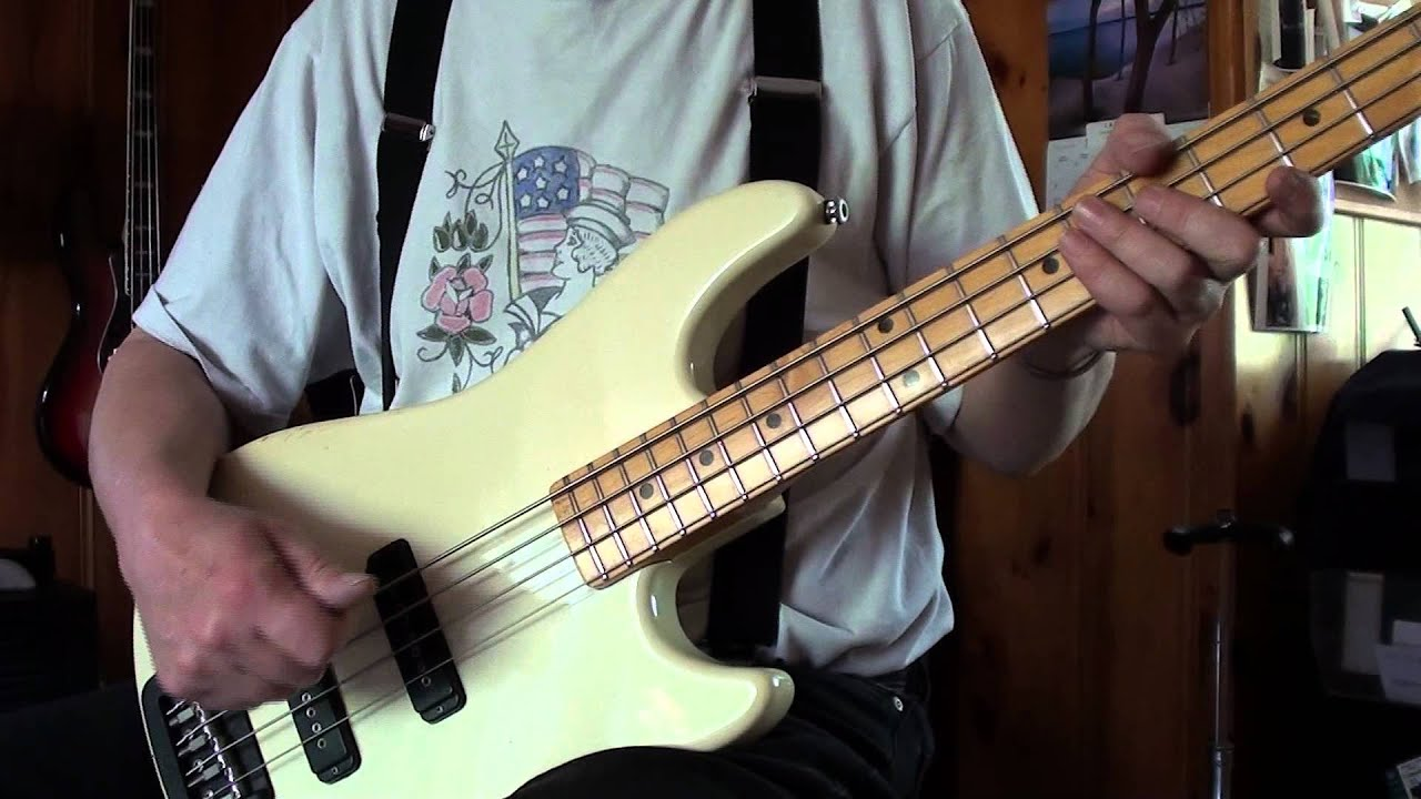 g l sb 2 bass guitar review and demo youtube. Black Bedroom Furniture Sets. Home Design Ideas