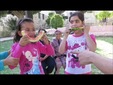 PS4L in SOS Village Bethlehem Palestine