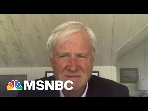 Chris Matthews: 'I Felt Violated' By The Capitol Attack   MSNBC