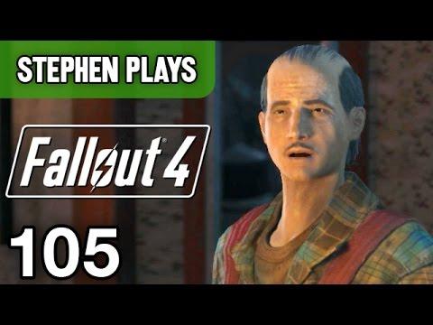"""Fallout 4 #105 - """"Far Harbor"""""""