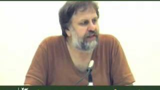 Slavoj Zizek. Materialism and Theology. 2007 1/8
