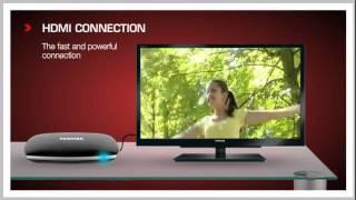 Toshiba STOR.E TV 2 - multimedia hard drive