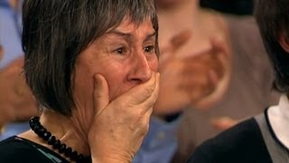 Mother is reunited with her daughter after three years | The Late Late Show