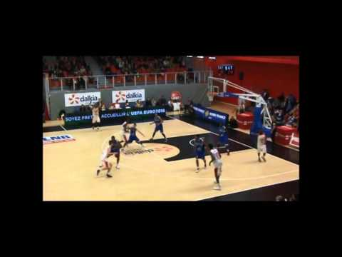 Luka ASCERIC - Lille Métropole Basket Season 2015-2016