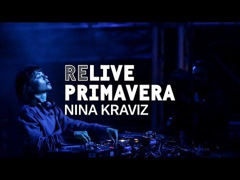 Nina Kraviz At Primavera Sound 2019