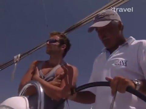 Bradley Cooper istražuje hrvatsku obalu (2001.)