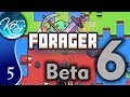 Forager Ep 5: MINING PROFITS - Beta 6! - Let's Play, Gameplay
