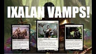 Badass Vampires of Ixalan!