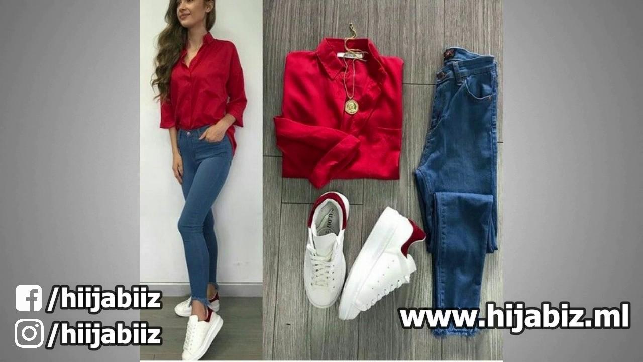 [VIDEO] - تشكيلات ملابس بنات شتاء 2019 - Winter Lookbook | ملابس شتوية 2