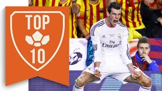 Top 10 Clasico | Barcelona vs Real Madrid