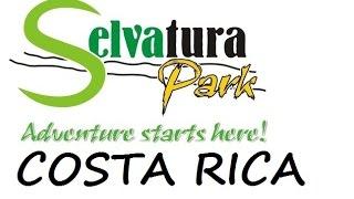 Costa Rica - Monteverde (Selvatura Park) Part 4