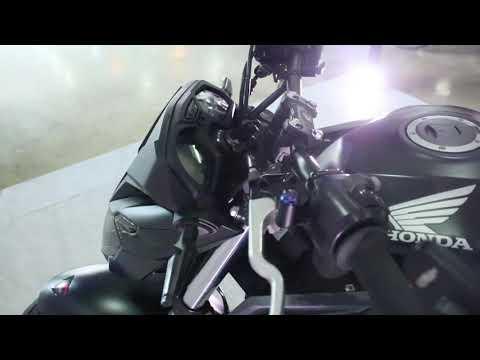 Honda CB 650F ปี 2017 | Best-Superbike