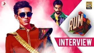 Rum - Interview with Anirudh | Hrishikesh
