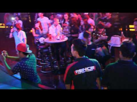 Dj Boy Rnc Bali - Aclub Bali - Akasaka Bali - Party Car Club Bali