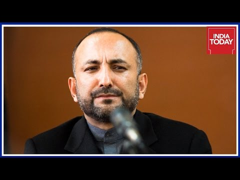 India Today Exclusive: Watch Hanif Atmar, Afghan NSA Speak On Pakistan's Take On Terrorism
