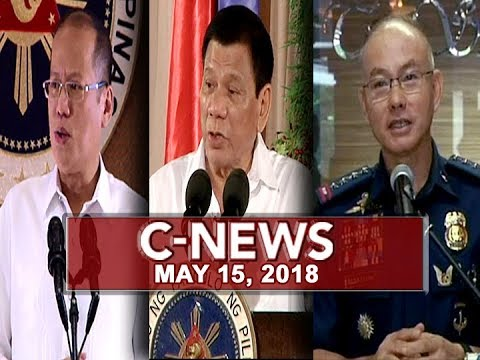 UNTV: C-News (May 15, 2018)