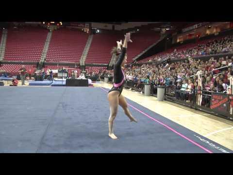 Maryland Gymnastics vs. West Virginia/ Rutgers - Highlights