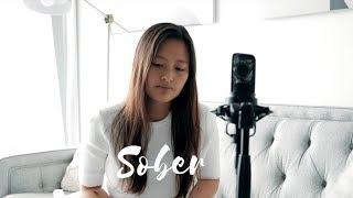 Sober - Demi Lovato (Cover by Marina Lin)