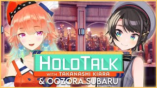【#HOLOTALK】With our 4th guest: Oozora Subaru #holobirds #ホロ鳥