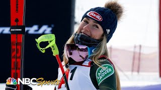 Mikaela Shiffrin wins 66th World Cup event with Bansko Super-G crown | NBC Sports