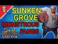 How to Find Monstrous Fangs Location Riddle | Sunken Grove Guide | Sea of Thieves | Gold Hoarders