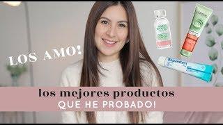 Mis productos secretos para la piel!! 🙊💥  / Tana Rendón