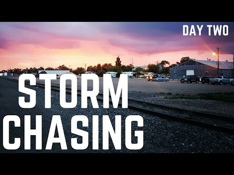 Things to Do in Colorado USA - Lightning Storms from Abilene, Texas to Lamar - STORM CHASING DAY 2