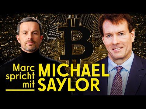 """Michael Saylor: """"Warum ich 425 Millionen Dollar in Bitcoin investiert habe"""""""