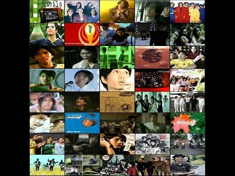 34 VIDEO CLIP SHEILA ON 7 (medley)