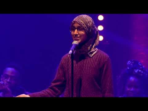 The Last Word Festival 2017 - Poetry Slam Final - Suhaiymah Manzoor-Khan