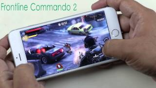 Top 10 Best HD Games for iPhone 6 Plus