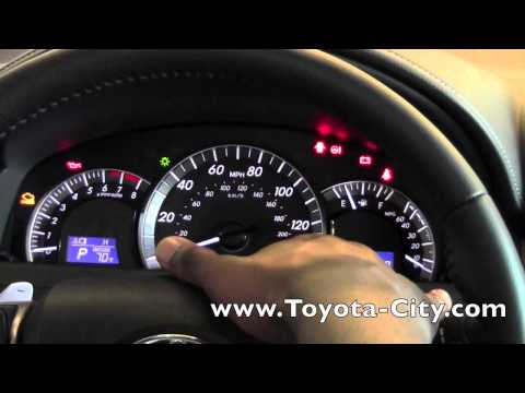 2012 | Toyota | Camry | Gauges | How To By Toyota City Minneapolis MN