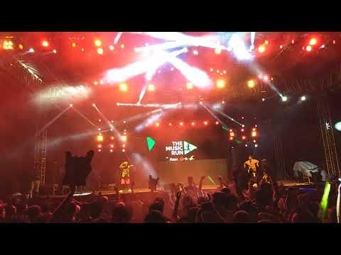 The Music Run Bangalore 2017 - Performance 1
