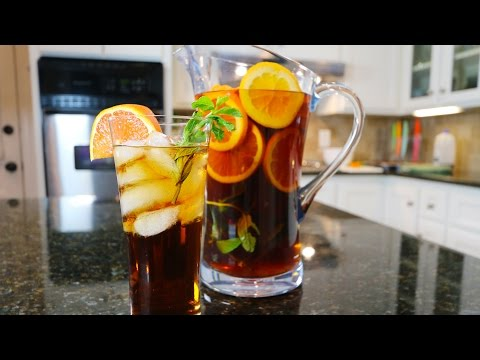 The Best And Healthiest Sweet Tea Substitute With Dr. Shusterman