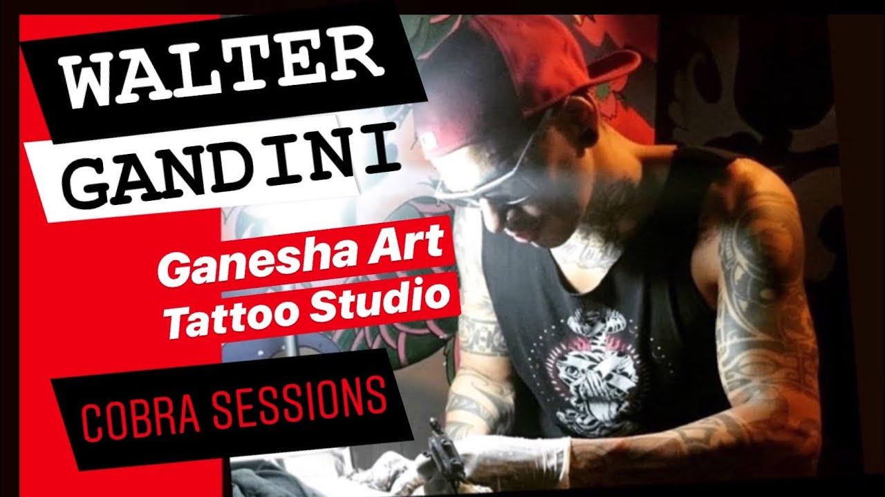 Walter Gandini Ganesha Art Tattoo Studio Cobra