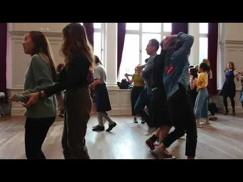 Ceilidh Dances Scottish, Summerhall Edinburgh (1)