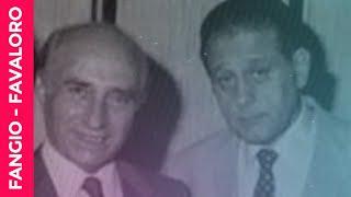 INÉDITO - El día que René Favaloro le hizo 5 by-pass a Juan Manuel Fangio y nació su amistad