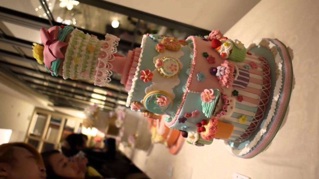 Wilton International Cake Decorating Contest - YouTube