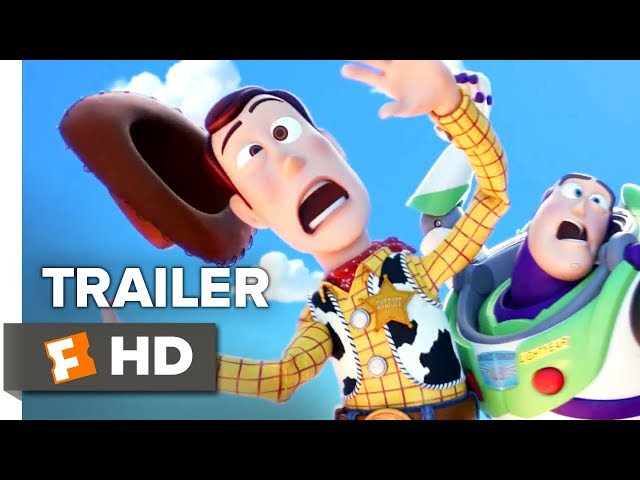 Toy Story 4 Teaser Trailer #1 (2019) | Movieclips Trailers