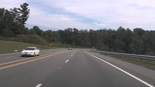 US 321 in Caldwell County NC