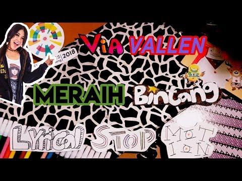 Meraih Bintang  (Stop Motion Version) Official Theme Song Asian Games 2018 - Via Vallen