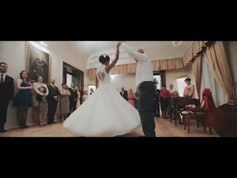 Wedding Dance: Ed Sheeran - Perfect (Hungarian style wedding in Slovakia)