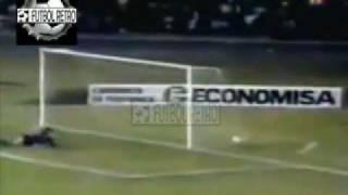 Brasil 2 vs Argentina 1 Copa America 1975 FUTBOL RETRO TV