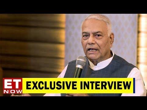 Yashwant Sinha Exclusive | CBI vs CBI