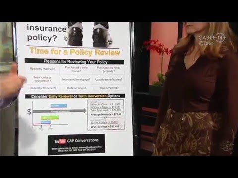 Life Insurance Policy Review