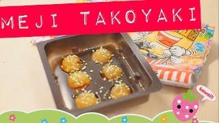 Japans Snoep - Meiji Yataiman Takoyaki Diy Japanese Candy Popin Cookin Mostcutest.nl