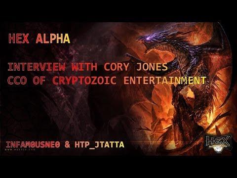 Interview with Cory Jones | Hex Alpha