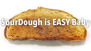 The Ultimate Sourdough Starter Recipe